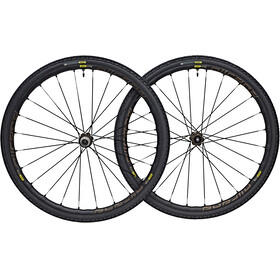 Mavic Allroad Elite 700x40c disc 6-hole 12x142mm black